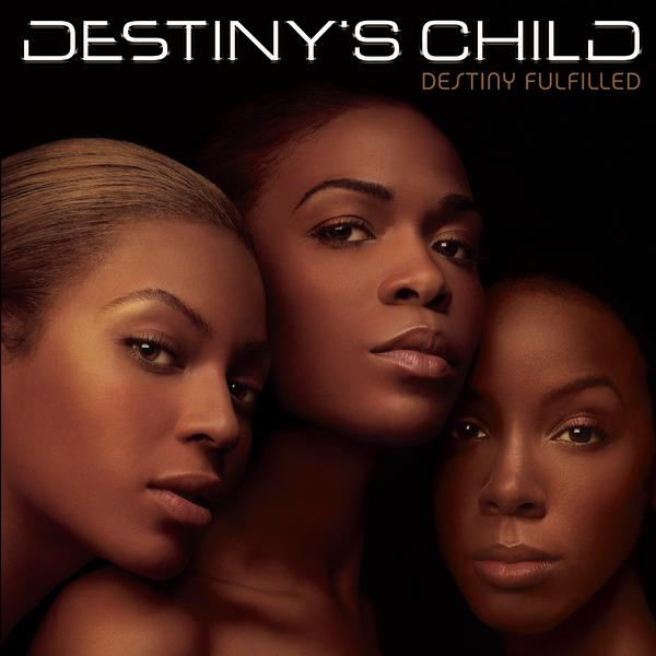 destinys child - through with love